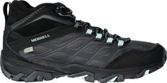 Merrell Women's Moab FST Ice+ Thermo Winter Hiking Boots Granite 10.5