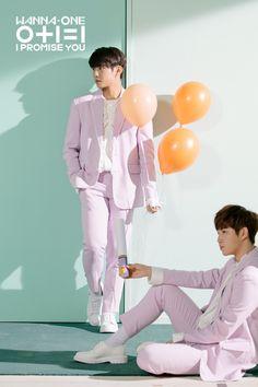 "Wanna-One - Woojin and Jaehwan - ""0+1=1 (I PROMISE YOU)"""