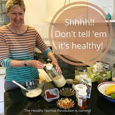 Seriously tho! Do you talk about your food being a healthy version of something like treats & junk foods? I used to preface everything I baked with 'healthy' like healthy banana bread healthy muffins etc. And then a little while ago I stopped cos I realised the label's just not necessary. When we use labels we trigger pre-conceived ideas in people's minds. I want people to just eat my food because it looks good and they want to try it. And I want people to try my recipes because they sound…