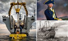#Italian divers find muskets and remains of a French naval #ship sunk by Horatio Nelson