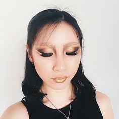 """Makeup Inspired from """"The Queen"""" on movie """"The Huntsman: Winter's War""""  Follow me on instagram for more: www.instagram.com/ladies_journal"""