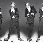 Caroline Winberg by Asa Tallgard for Elle Russia September 2011