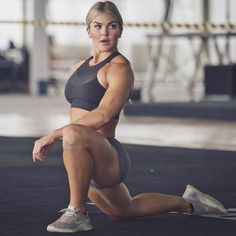 Brooke Ence Workout Routine And Diet Plan Jen Selter Workout, Crossfit Images, Brooke Ence, Hiit Interval, Toned Girls, American Skin, Muscle Girls, Gym Workouts