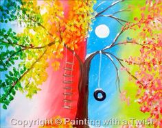 #PWAT  #PaintingWithATwist   Painting With A Twist