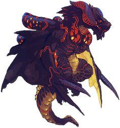Breath of Fire dragon forms - Google Search