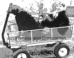 Dr Ego Prozac: VISA issued for Izzy IsNess - Izzy is a Gypsy girl that pulls her companion around in her wagon. She lives in one of those minimalist shipping container houses down by the branch. Says she came here from somewhere else, but we think she has been here all along. She always has a smile on her face. Like she knows something we don't. Izzy claims to be the Is Ness in us all. We look forward to her post.