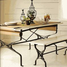 perfect kitchen table.