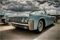 1962 Lincoln Continental Convertible Maintenance/restoration of old/vintage vehicles: the material for new cogs/casters/gears/pads could be cast polyamide which I (Cast polyamide) can produce. My contact: tatjana.alic@windowslive.com