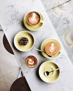 "- Andrea Nuñez (@andreannu) on Instagram: ""latte art gone in 3,2,1 ☕️ - - - - - #makemoments #passionpassport #travelwithfathom #tlpicks…"""
