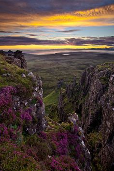 #PANDORAloves the breathtaking view over Garden of the Gods at Isle of Skye in Scotland.