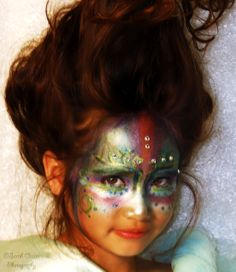 Fairy by Sarah.  Used NYX makeup
