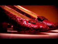 "Another American treasure that can be found at the Smithsonian's American History Museum. ""Dorothy's Ruby Slippers. Possibly the most famous shoes in the world, these slippers are at Smithsonian's National Museum of American History.  [From: The Origins of Oz]"""