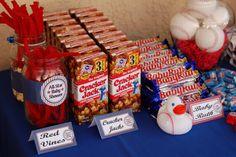 baseball Baby Shower | Printable All-Star Baseball Baby Shower Decoration Mega Pack (Instant ...