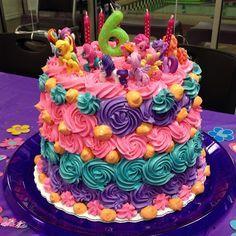 My Little Pony Cake Pony cake Pony and Cake