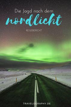 Die Jagd nach dem Nordlicht