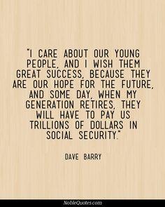 Dave barry essays
