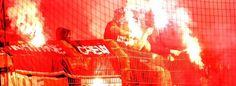 RWE muss nach Pyrotechnik und einer brennenden Schalke-Puppe eine saftige Geldstrafe zahlen.
