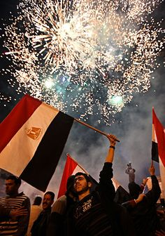 Egypt - After HM steps down