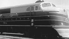 "Railroads: ""The Passenger Train"" 1940 ERPI Encylopaedia Britannica Films https://www.youtube.com/watch?v=zdntlKb1t1s #railroad #RR #history"