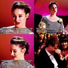 Her speech was flawless!!! Such a beautiful and well deserved tribute to John Green Hank Green, Tfios, Divergent, Shailene Woodley, John Green Books, The Fault In Our Stars, Book Fandoms, Book Authors, Love Book