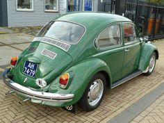 VW Kever 1300 groen 1971