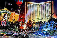 """GREAT ESCAPE"" (Las Vegas) Beautiful Large Print s/n By Alexander Chen - Mint in Art, Art from Dealers & Resellers, Prints   eBay"