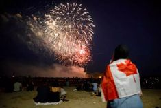 IN PHOTOS: How Canada Day 2019 was celebrated from coast to coast John Tory, Centennial Park, Patriotic Outfit, Woman Smile, Justin Trudeau, Canada Day, Cn Tower, Vancouver, Coast
