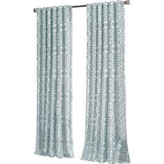 Elegant Echo Design Curtains