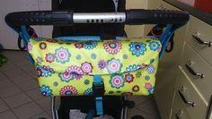 Schnittmuster Kinderwagentasche Woody von Le-Kimi - Sewunity