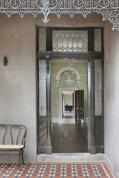 Would love to cover a concrete porch with tile. Victorian Architecture