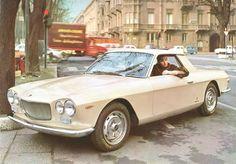 1962 FIAT 2300S BERLINETTA - coachwork by Carrozzeria Pinin Farina - Turin Motor Show.