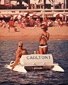 French Riviera, 1968 xxx @sommerswim