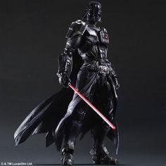 Star Wars reimaginado por Square Enix se ve espectacular