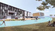 Centro Deportivo Alto Rendimiento, uno de los 10 proyectos ganadores del CNPT 2016