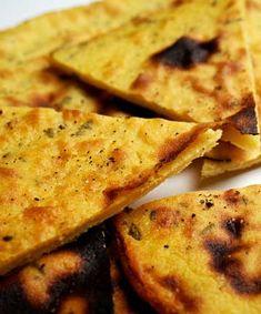 Recipe: Chickpea flatbreads | Essential Mums