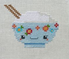 Cute cross stitch..