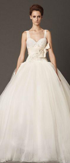 20 mejores imágenes de vestidos de novia vera wang | alon livne