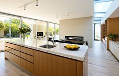 Door frames and kitchen cabinetry