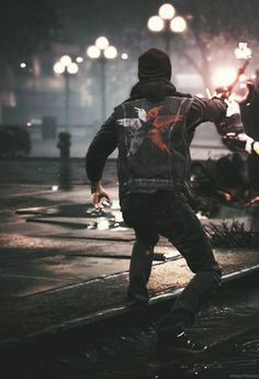 Infamous: Second Soooooooon! oUo Look at dat fabulous jacket! >wo Das mah boy -Will