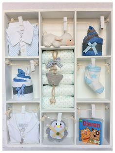 Baby Shower Gifts Letterbox as a Newborn Gift for a Boy and Son - Baby Shower Gift Boy. Baby Boy Themes, Boy Baby Shower Themes, Baby Boy Shower, Baby Shower Gifts For Boys, Baby Boy Gifts, Newborn Gifts, Baby Boy Newborn, Figuras Para Baby Shower, Kit Bebe