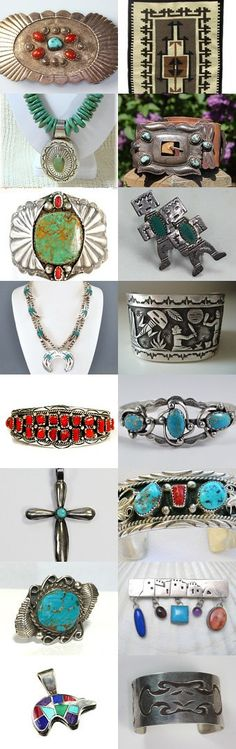 Navajo Beauties Voguet Vogueteam  by Gena Lightle on Etsy--Pinned with TreasuryPin.com