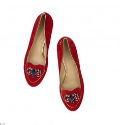 Charlotte Olympia Aries Loafer http://www.charlotteolympia.com/cosmiccollection-1/aries.html
