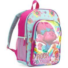 Dreamworks Trolls 16 inch Full Size Backpack