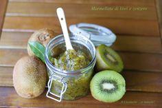 Marmellata,+kiwi+e+zenzero