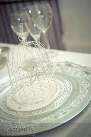Decorate Your Special Event with Vintage Bird Cages