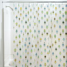 8 Best Nerdy Shower Curtains Images On Pinterest