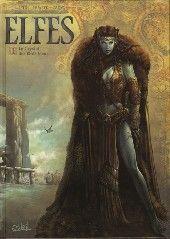 Les Elfes bleus d'Ennlya, une petite ville portuaire du Nordrenn, ont tous été massacrés ! L'Elfe bleue Lanawyn et Turin, un homme réputé, enquêtent alors que toutes les pistes mènent vers un clan d'Yrlanais, ces Hommes du nord qui haïssent les Elfes.
