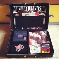 MICHAEL JACKSON BAD 25 EDICION EXCLUSIVA