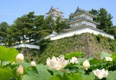 Shimabara Castle, Shimabara City 2 Shimabara Peninsula (Unzen City, Shimabara City, Obama Town & Minami-Shimabara City)