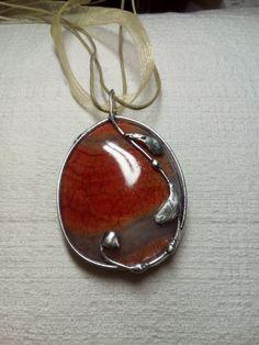 Ohnivý achát Jewelery, Pendant Necklace, Drop Earrings, Jewels, Jewlery, Jewerly, Jewelry, Jewellery, Drop Necklace